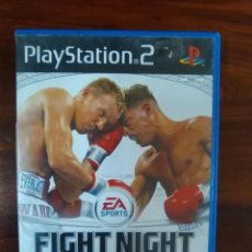 Videojuegos y Consolas: FIGHT NIGHT ROUND 3 - SONY PLAYSTATION 2 - PS2 - PS3 - PAL - COMPLETO. Lote 133868406