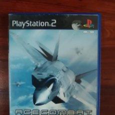 Videojuegos y Consolas: ACECOMBAT - TRUENO DE ACERO - SONY PLAYSTATION 2 - PS2 - PAL. Lote 133868442