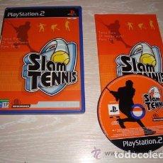 Videojuegos y Consolas: JUEGO PLAY 2 SLAM TENNIS. Lote 133869598