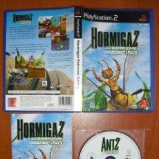 Videojuegos y Consolas: JUEGO PLAY 2 HORMIGAZ EXTREME RACING. Lote 133869654
