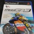 Videojuegos y Consolas: JUEGO PLAYSTATION 2 - MOTO GP3 - CAR108. Lote 133878994