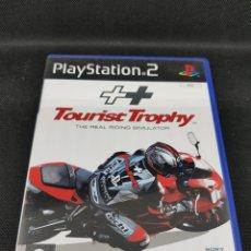Videojuegos y Consolas: VIDEOJUEGO JUEGO SONY PS2 PLAYSTATION 2 - TOURIST TROPHY - CAR108. Lote 133880866