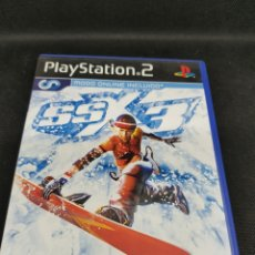 Videojuegos y Consolas: VIDEOJUEGO JUEGO SONY PS2 PLAYSTATION 2 - SSX3 (SNOWBOARD) - CAR108. Lote 133881126