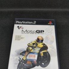 Videojuegos y Consolas: VIDEOJUEGO JUEGO SONY PS2 PLAYSTATION 2 - MOTO GP 2 - CAR108. Lote 133881290