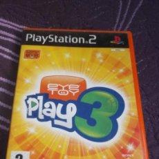 Videojuegos y Consolas: JUEGO- EYETOY--PLAY 3 -PLAYSTATION 2-. Lote 133904594