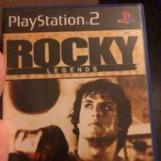 Videojuegos y Consolas: ROCKY LEGENDS - PS2 - PAL. Lote 134090782