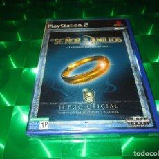 Videojuegos y Consolas: EL SEÑOR DE LOS ANILLOS ( LA COMUNIDAD DEL ANILLO ) - PS2 - SLES 50988 - PRECINTADO - JUEGO OFICIAL. Lote 134229930