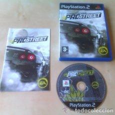 Videojuegos y Consolas: JUEGO PLAY 2 NEED FOR SPÈED PRO STREET. Lote 134987014