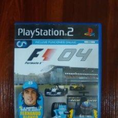 Videojuegos y Consolas: FORMULA 1 04 - F1 04 - SONY PLAYSTATION 2 - PS2 - PS3 - PAL. Lote 135071490