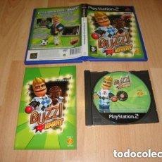 Videojuegos y Consolas: JUEGO PLAY 2 BUZZ EL GRAN CONCURSO DE DEPORTES. Lote 135072938