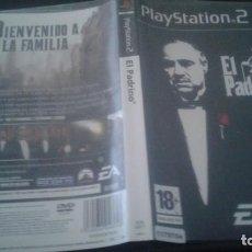 Videojuegos y Consolas: EL PADRINO PLAYSTATION 2 PS2. Lote 135940550