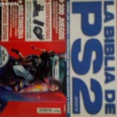 Videojuegos y Consolas: PLAY2MANÍA LA BIBLIA DE PS2 VIDEO JUEGOS PLAYSTATION. Lote 135872054
