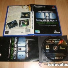 Videojuegos y Consolas: JUEGO PLAY 2 MIB MEN IN BLACK II ALIEN ESCAPE. Lote 137398038