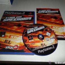 Videojuegos y Consolas: JUEGO PLAY 2 STOCK CAR SPEEDWAY. Lote 137703954
