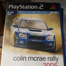 Videojuegos y Consolas: COLIN MCRAE RALLY 2005 - JUEGO ORIGINAL PARA SONY PLAYSTATION 2 PS2. Lote 137881482