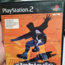 Videojuegos y Consolas: JUEGO DE PS2 AIRBIADE. Lote 137983670