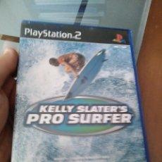 Videojuegos y Consolas: JUEGO DE PS2 KALE SLATER PRO SURF. Lote 137983914