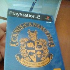 Videojuegos y Consolas: JUEGO DE PS2 BULLWORTH ACADEMY . Lote 137984306