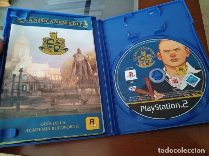 Videojuegos y Consolas: juego de ps2 bullworth academy - Foto 2 - 137984306
