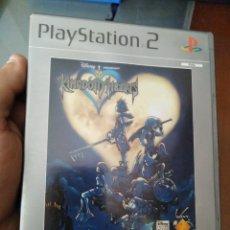 Videojuegos y Consolas: JUEGO DE PS2 KINGDON HEARTS . Lote 137985730