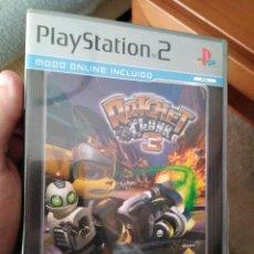 Videojuegos y Consolas: JUEGO DE PS2 RATCHET & CLANK 3 . Lote 137986170