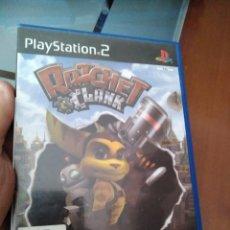 Videojuegos y Consolas: JUEGO DE PS2 RATCHET & CLANK . Lote 145576089