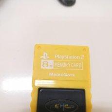 Videojuegos y Consolas: MEMORY CARD PARA PLAYSTATION 2 - 8MB - KEMCO. Lote 138077882