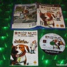 Videojuegos y Consolas: DOG'S LIFE ( UNA AVENTURA PERRUNA ) - PS2 - SCES 51248 - SONY - ¡ ES FANTASTICO SER PERRO !. Lote 138671798