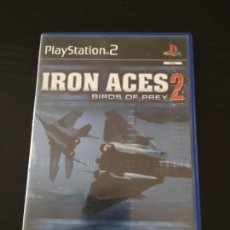 Videojuegos y Consolas: IRON ACES 2 BIRDS OF PREY. Lote 138785266