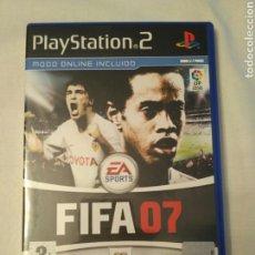 Videojuegos y Consolas: FIFA 07. Lote 138981069
