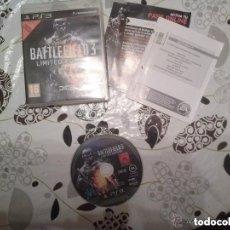 Videojuegos y Consolas: JUEGO PLAY 3 BATTFIELD 3 LIMITE EDITION. Lote 139132610