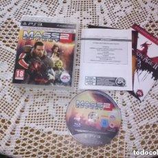 Videojuegos y Consolas: JUEGO PLAY 3 MASS EFECT 2. Lote 139132630