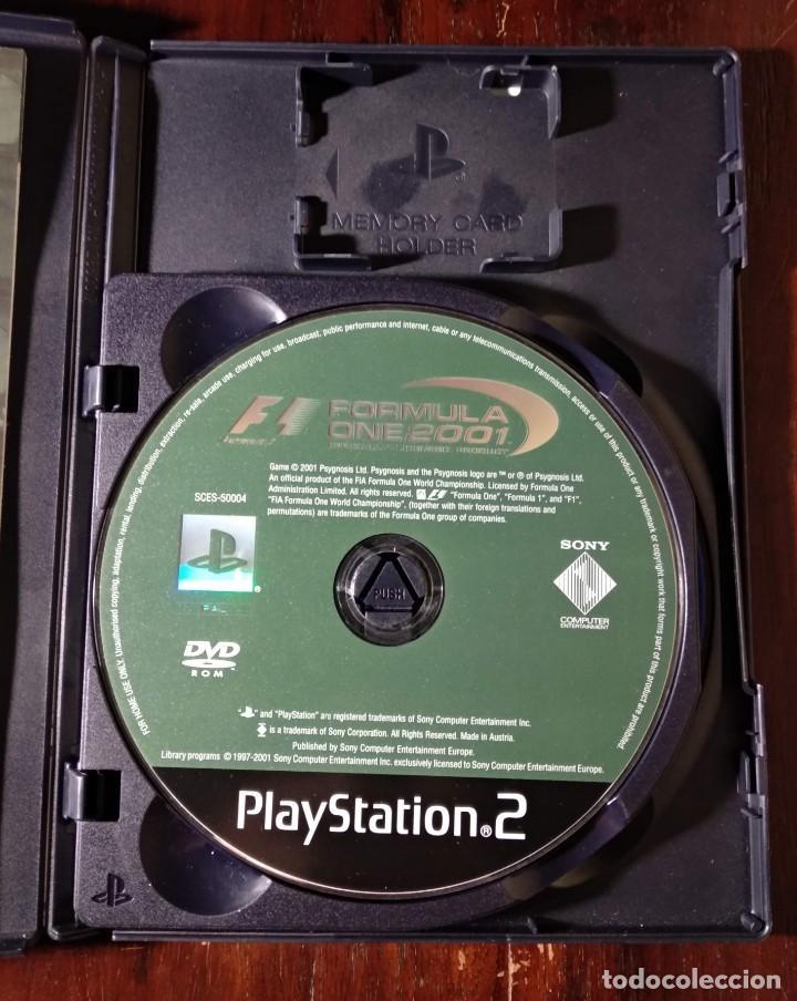 Videojuegos y Consolas: F1 - formula one 2001 - ps2 - edicion limitada - ver fotos - Foto 2 - 139244806