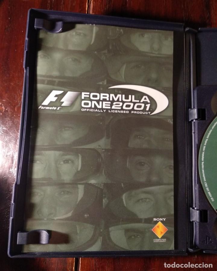 Videojuegos y Consolas: F1 - formula one 2001 - ps2 - edicion limitada - ver fotos - Foto 3 - 139244806