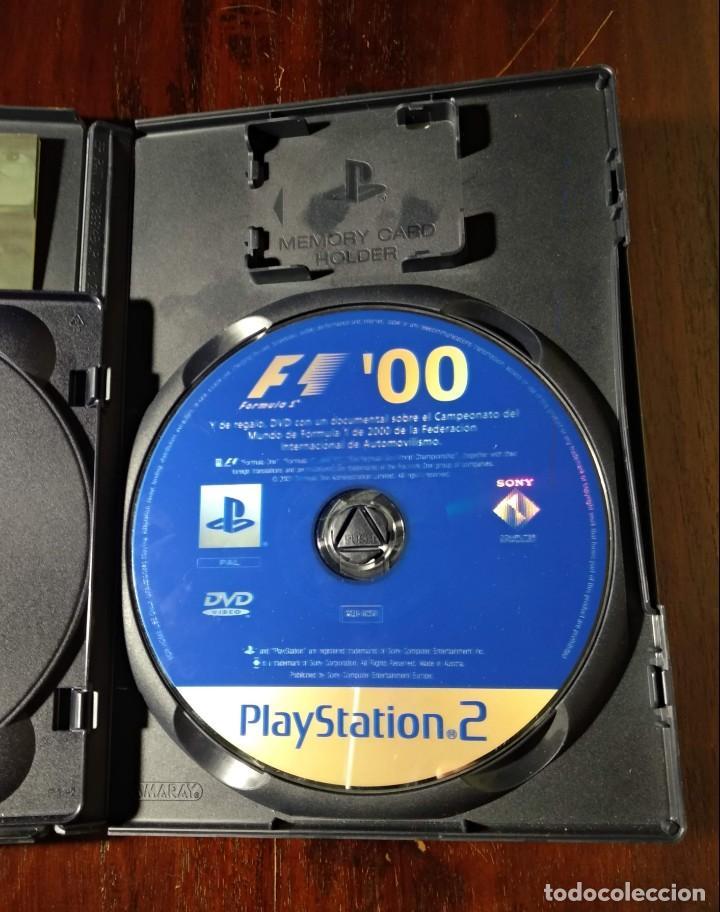 Videojuegos y Consolas: F1 - formula one 2001 - ps2 - edicion limitada - ver fotos - Foto 4 - 139244806