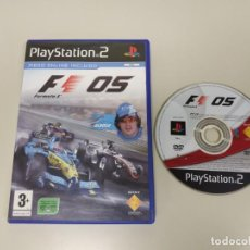 Videojuegos y Consolas: 1118 - FORMULA ONE 05 AÑO 2005 SCES 53033 PLAYSTATION 2 PAL . Lote 139329370