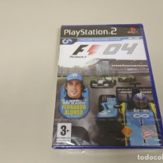 Jeux Vidéo et Consoles: 1118 - FORMULA 0NE 04 2004 NUEVO SCES 52042 PLAYSTATION 2 PAL NUEVO PRECINTADO . Lote 139388450