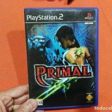 Videojuegos y Consolas: JUEGO PS2 PRIMAL . Lote 139461746