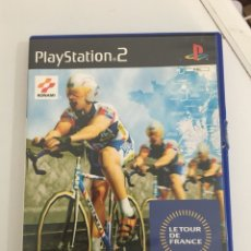 Videojuegos y Consolas: TOUR DE FRANCE PS2. Lote 139690726