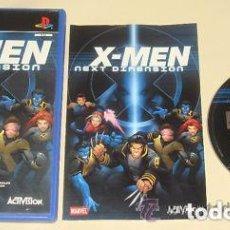 Videojuegos y Consolas: JUEGO PLAY 2 X-MEN NEXT DIMENSION. Lote 139919706