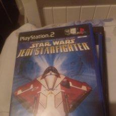 Videojuegos y Consolas: STAR WARS JEDISTARFIGHTER PS2. Lote 140151700