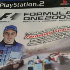 Videojuegos y Consolas: FORMULA ONE 2003. Lote 140161142