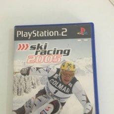 Videojuegos y Consolas: SKI RACING 2005 PS2. Lote 140221282