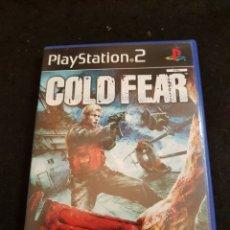 Videojuegos y Consolas: SONY PS2 COLD FEAR. Lote 140467122