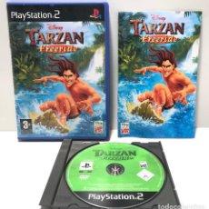 Videojuegos y Consolas: TARZAN FREERIDE PLAYSTATION 2 PS2. Lote 140472142