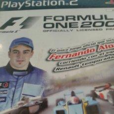 Videojuegos y Consolas: FORMULA ONE 2003. Lote 140503714