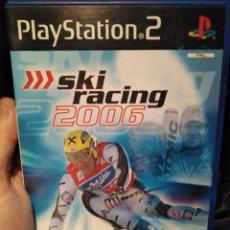 Videojuegos y Consolas: JUEGO PLAY STATION 2 SKY RACING 2006 HERMAN MALER. Lote 141194534