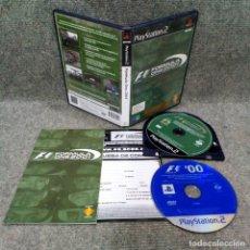 Videojuegos y Consolas - FORMULA ONE 2001 EDICION LIMITADA SONY PLAYSTATION 2 - 141742274