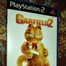 Videojuegos y Consolas: GARFIELD 2 PLAY STATION 2. Lote 142029882