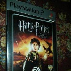 Videojuegos y Consolas: HARRY POTTER Y EL CALIZ DE FUEGO PS2 PLAYSTATION TWO PLAY STATION 2 . Lote 146512281